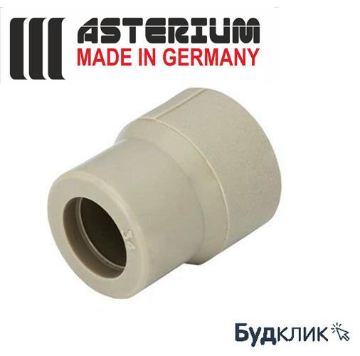 Asterium Німеччина Муфта Редукційна Ø40Х20 Вн