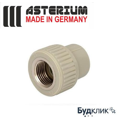 Asterium Германия Муфта С Внутренней Резьбой Ø20Х3/4