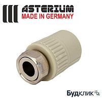 Asterium Германия Муфта С Накидной Гайкой Ø20Х3/4