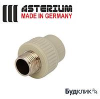 Asterium Германия Муфта С Наружной Резьбой Ø50Х 1 1/2