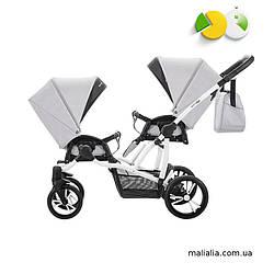 Прогулочная коляска для двойни Bebetto 42 Sport