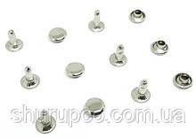 Хольнитен односторонний 6 мм никель (100 шт/уп)