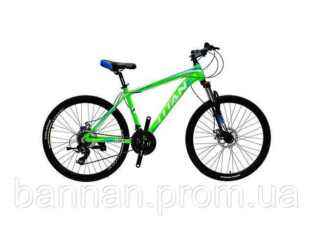 """Велосипед Titan Scorpion (2019)(26"""")  рама 17"""""""