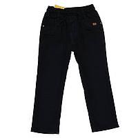 Теплые котоновые джинсы на флисе для мальчика S&D Венгрия