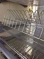 Сушка для посуды Нержавейка Прут  с Рамой 500 мм