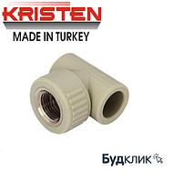 Kristen Турция Тройник С Внутренней Резьбой 32Х1/2Х32