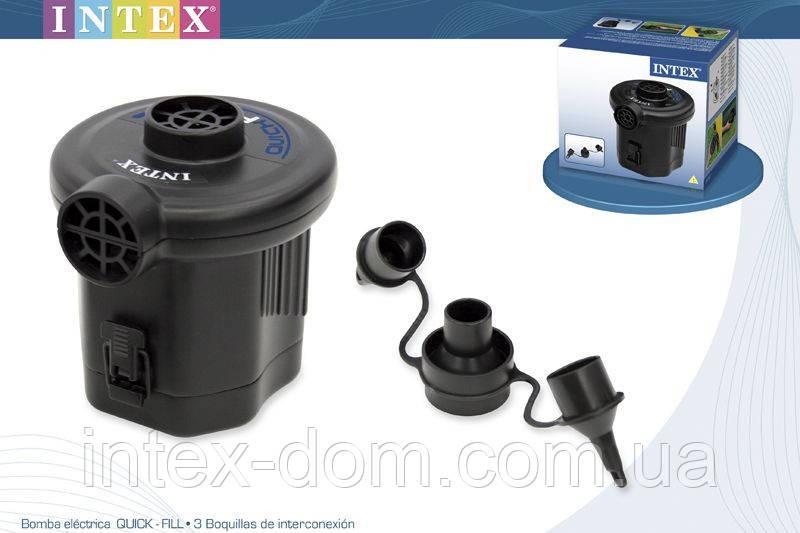 Насос электрические Intex Quick Fill AC 66620 220В киев