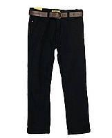 Теплые подростковые  котоновые джинсы на флисе для мальчика S&D Венгрия