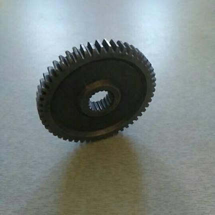 Шестерня привода вторичного вала Z-52 ременного редуктора, фото 2