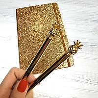 Ручка  Ананас металлический корпус