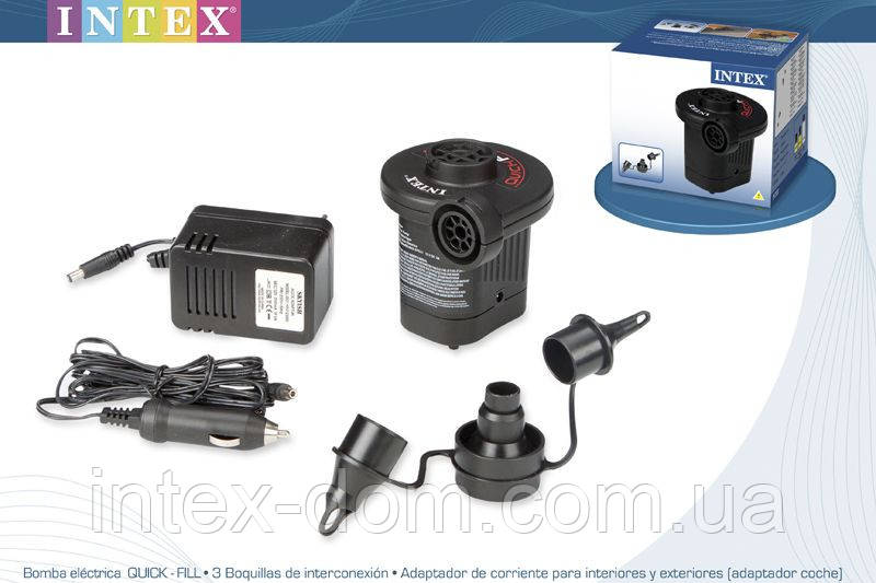 INTEX Насос электрический 12/220В 66632