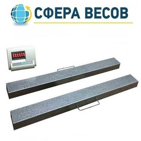 Весы стержневые Днепровес ВПД-СТ Эконом (1 т), фото 2