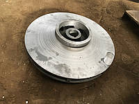 Рабочее колесо насоса Д320-50; ротор насоса Д320-50; 6НДВ; Насос Д 320-50 для воды центробежный Д320-50