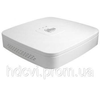 4-х канальный Penta-Brid 2 Мп Smart 1U видеорегистратор DH-XVR5104C-X