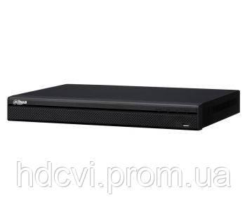 4-канальный 1U PoE сетевой видеорегистратор DH-NVR2204-P-S2