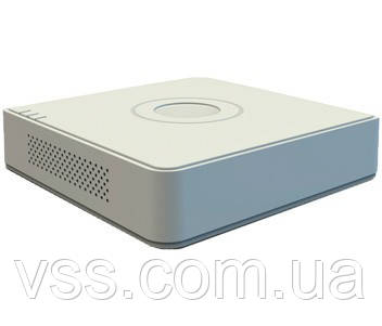 8-канальный сетевой видеорегистратор Hikvision DS-7108NI-Q1/8P