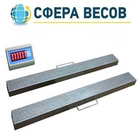 Весы стержневые Днепровес ВПД-СТ (1 т), фото 2