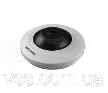 5 Мп IP FishEye видеокамера Hikvision DS-2CD2955FWD-IS (1.05 мм)
