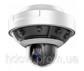 Панорамная 180° + PTZ PanoVU видеокамера Hikvision DS-2DP0818Z-D (5мм)