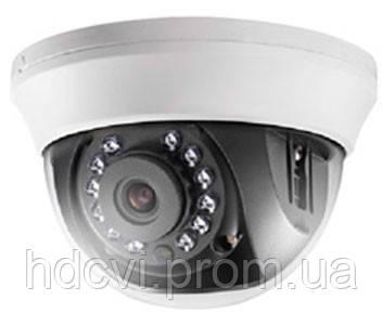 1 Мп Turbo HD видеокамера DS-2CE56C0T-IRMM (3.6 мм)