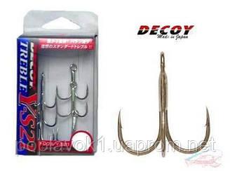 Крючок Decoy Y-S21 (Крючок Decoy Y-S21 1/0, 6шт)