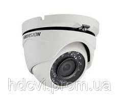 2 Мп HD видеокамера DS-2CE56D0T-IRMF (3.6 мм)