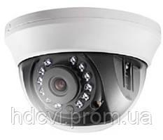 2.0 Мп Turbo HD видеокамера DS-2CE56D0T-IRMM (2.8 мм)