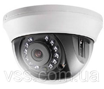 2 Мп Turbo HD видеокамера DS-2CE56D1T-IRMM (2.8 мм)