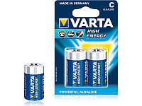 VARTA C LR-14 Hight Energy 2бл