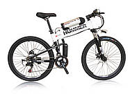 Электровелосипед Hummer electrobike foldable Белый 350 (20181116V-16) КОД: 376333
