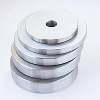 Диски 4 шт. по 1 кг для гантели - 26 мм