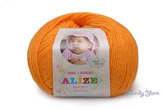 Alize Baby Wool, желток №14