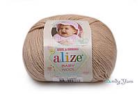 Alize Baby Wool, медовый №310