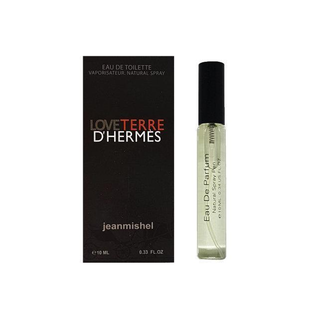 28779347a262 Мужской мини-парфюм Jeanmishel Love Terre D`Hermes (10 мл ) № 96 ...