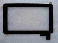 Тачскрин (сенсорное стекло) SGRA0038-V0, 7, внешний размер 187*113 мм, рабочий размер 155*87 мм, черный