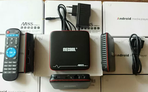 SmartTV Mecool M8S PRO W 2gb/16г СмартТВ Приставка Андроїд Android Box, фото 2