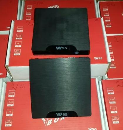 SmartTV W95 2g СмартТВ Приставка Андроїд Android box mini Андроид x96