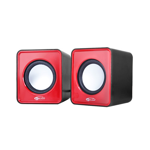 Акустическая система 2.0 Gemix Mini Red