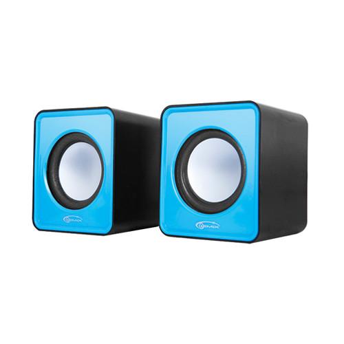 Акустическая система 2.0 Gemix Mini Blue