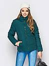 Куртка жіноча демісезонна Ромб (5 кольорів), фото 6