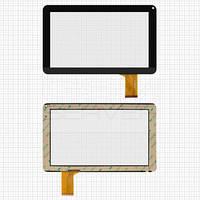 Тачскрин (сенсорное стекло) для DH-0901A1-FPC03-2, 9, внешний размер 233*141 мм, рабочая область 198*112 мм,
