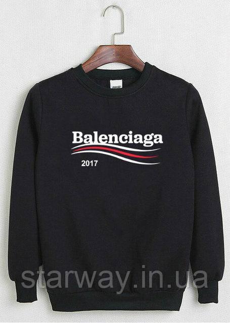 Свитшот Balenciaga logo | Кофта топ