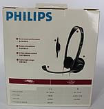 Наушники гарнитура Philips SHM1500 (Black), фото 6
