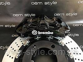 ТОРМОЗНАЯ СИСТЕМА BREMBO GT TOYOTA LAND CRUISER 200 07-18 BLACK