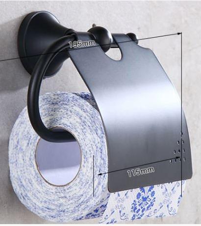 Держатель туалетной бумаги 6-090