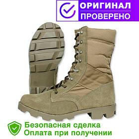 Ботинки (берцы) тропические MIL-TEC TROPENSTIEFEL Cordura COYOTE (12825005)