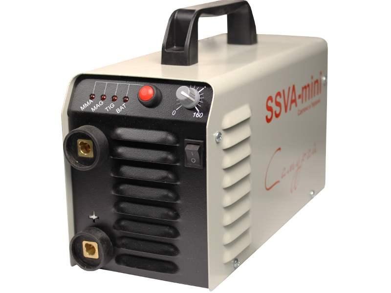 Сварочный инвертор, аппарат SSVA-MINI «САМУРАЙ»