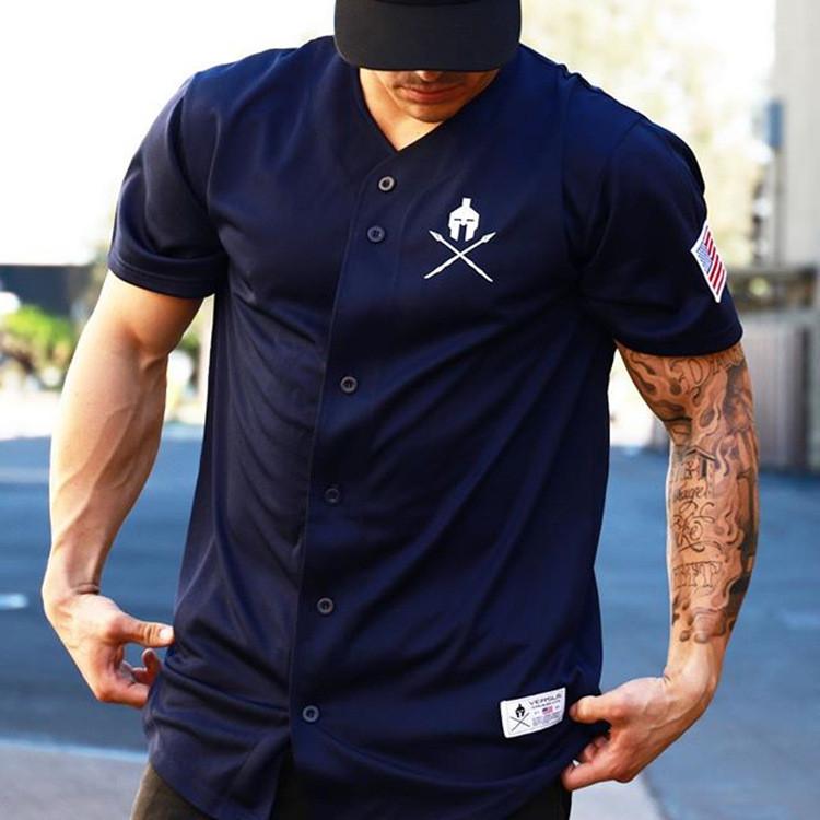 "Мужская рубашка/футболка ""GYM GENERATION"""