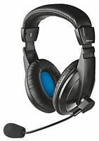 Наушники  Гарнитура Trust Quasar Headset for PC and laptop
