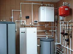 Роль теплового насоса для отопления дома